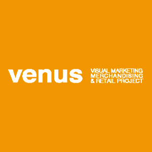 LOGO VENUS VISUAL MARKETING