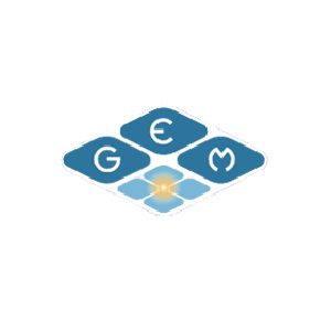 LOGO G.E.M. GENERAL ELECTRIC MONFALCONE